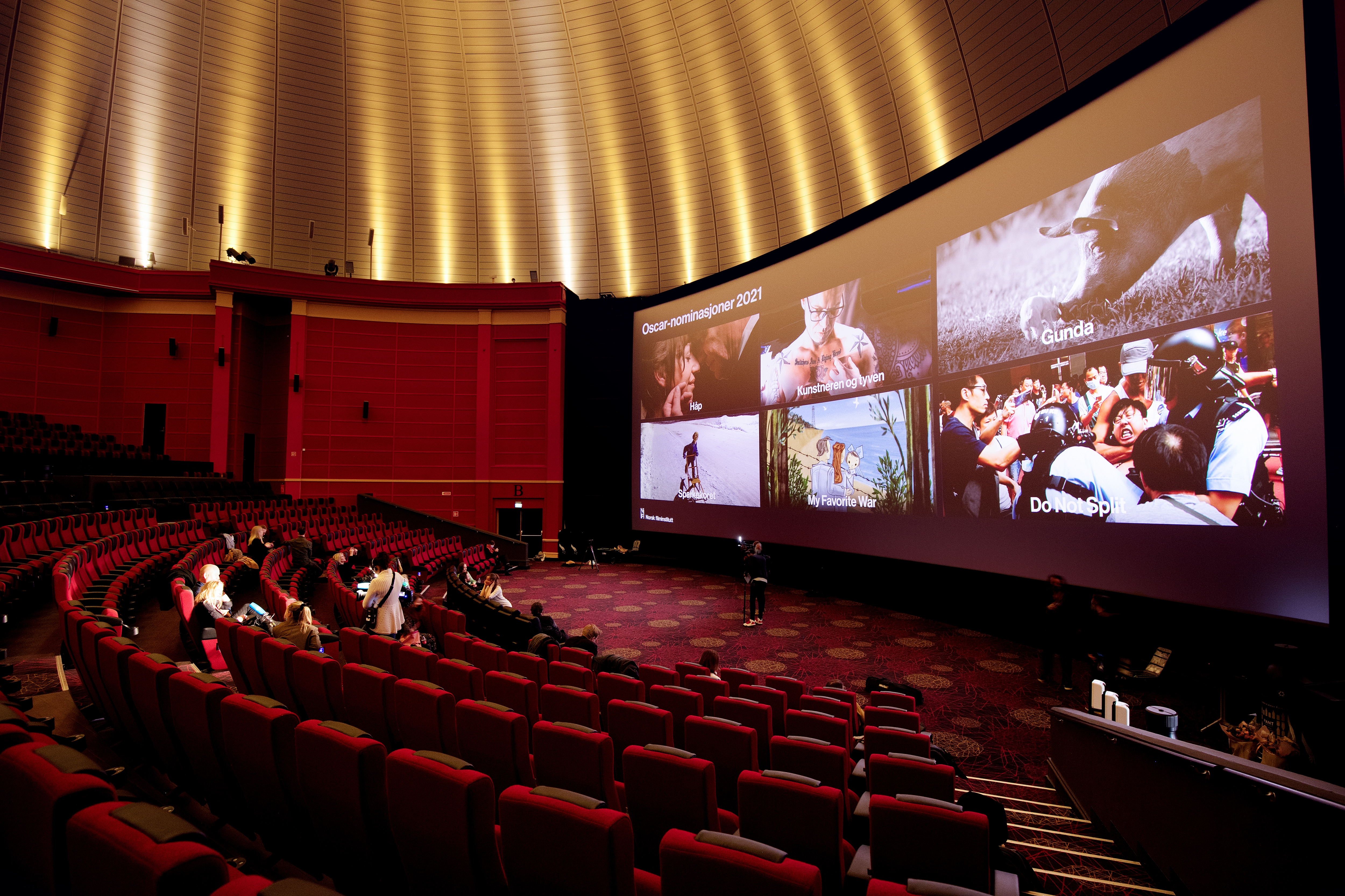 6 norske filmer shortlistet